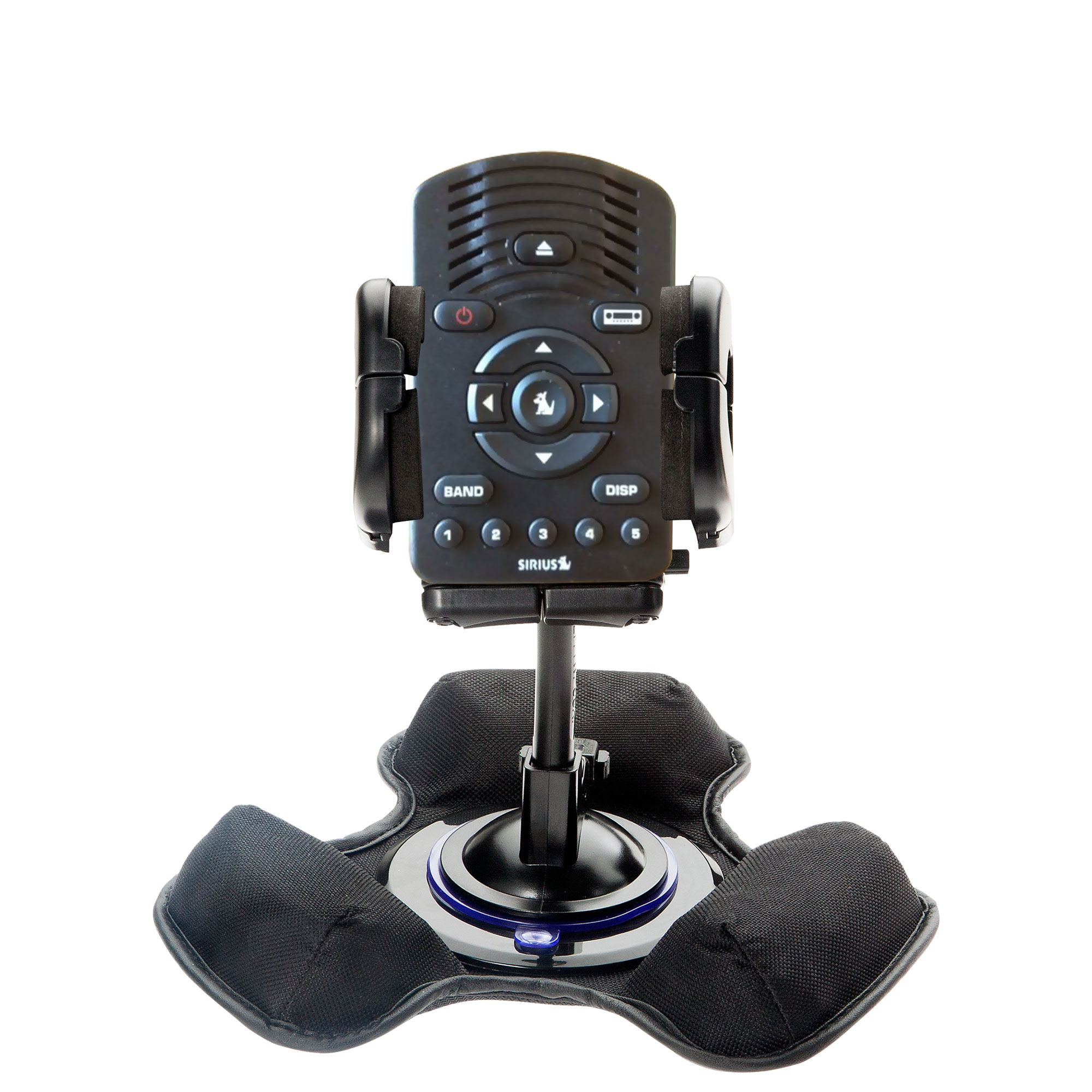 Dash and Windshield Holder compatible with the Sirius One SV1