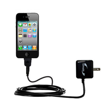 Wall Charger compatible with the Apple iPhone 4