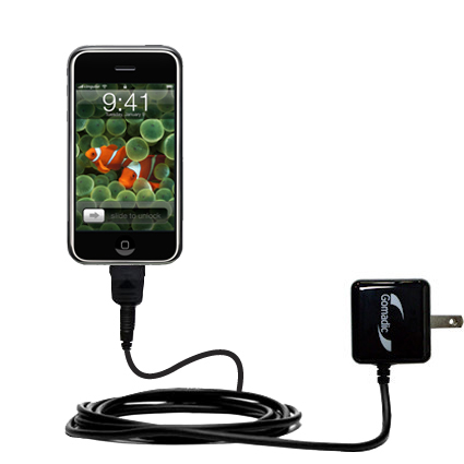 Wall Charger compatible with the Apple iPhone