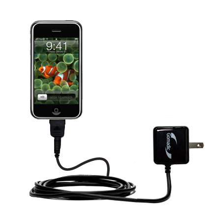 Wall Charger compatible with the Apple iPod touch