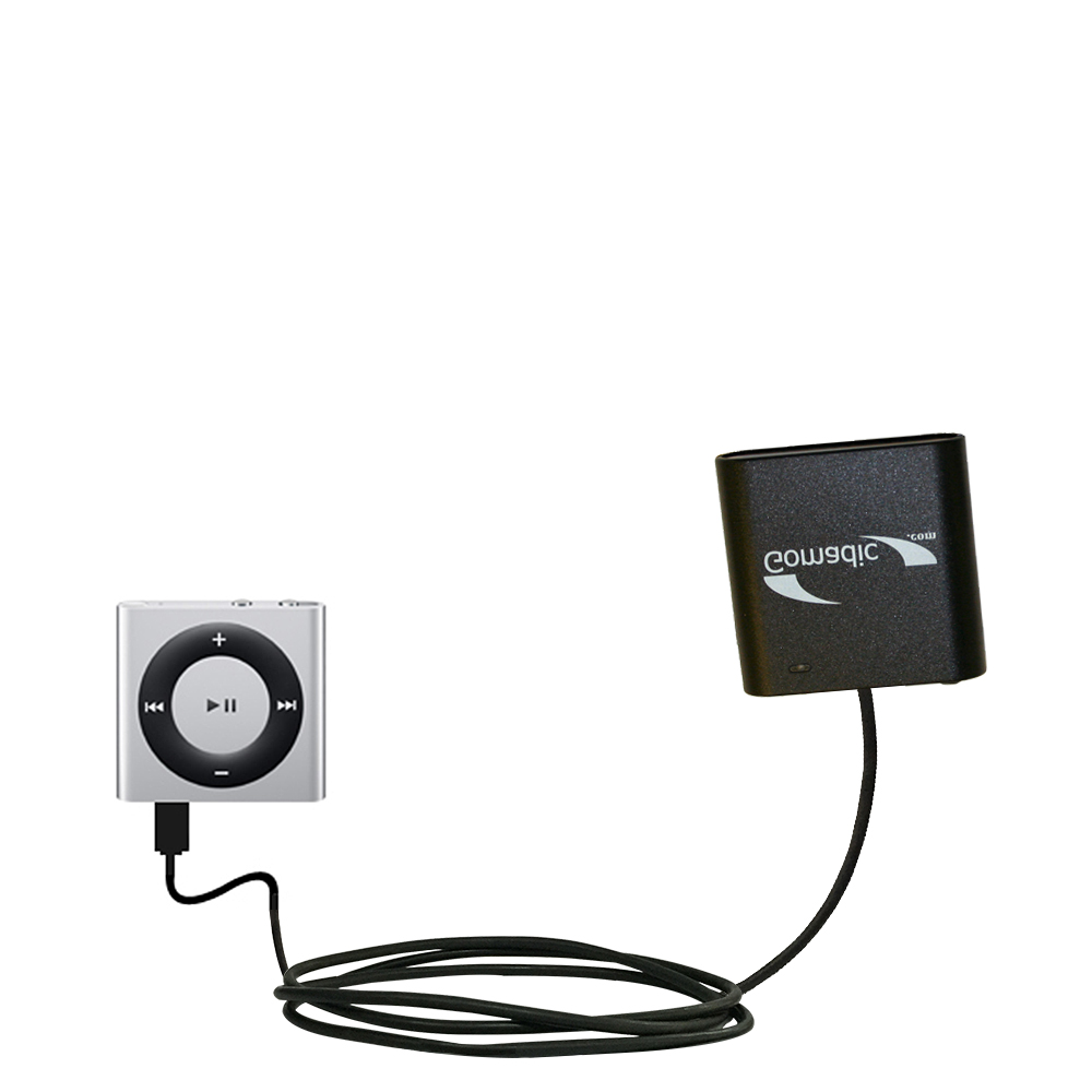 AA Battery Pack Charger compatible with the Apple Shuffle