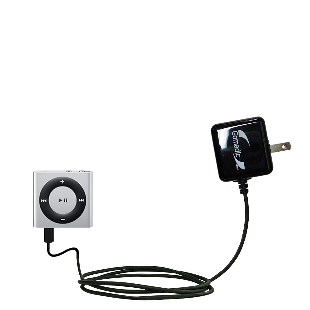 Wall Charger compatible with the Apple Shuffle