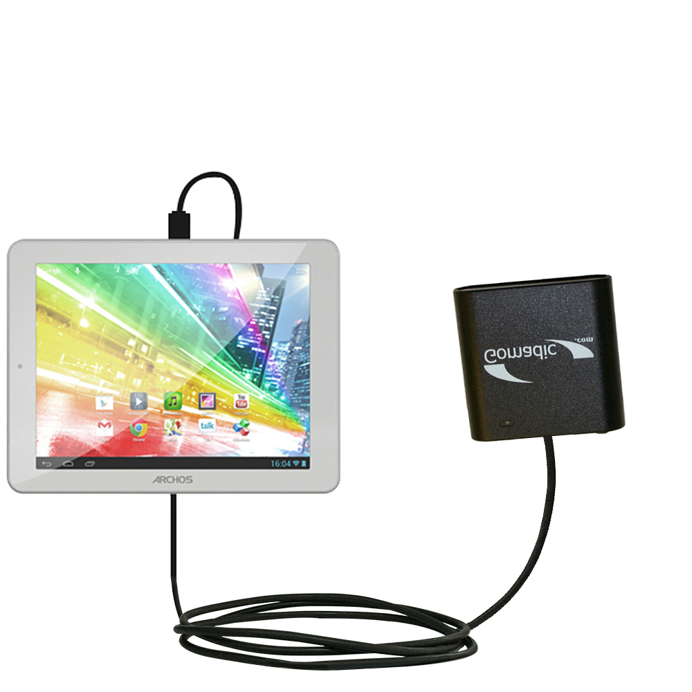 AA Battery Pack Charger compatible with the Archos 80b Platinum