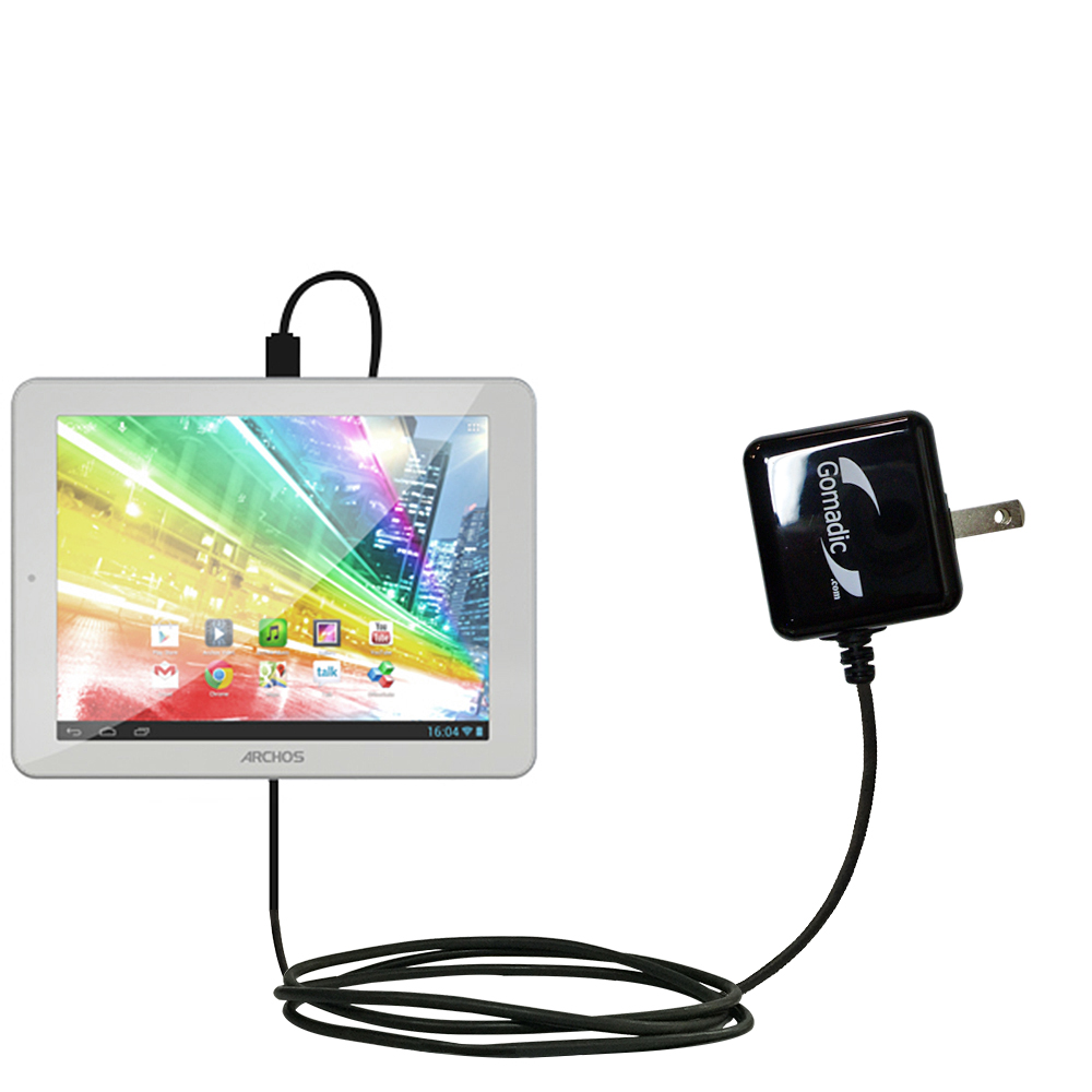 Wall Charger compatible with the Archos 80b Platinum