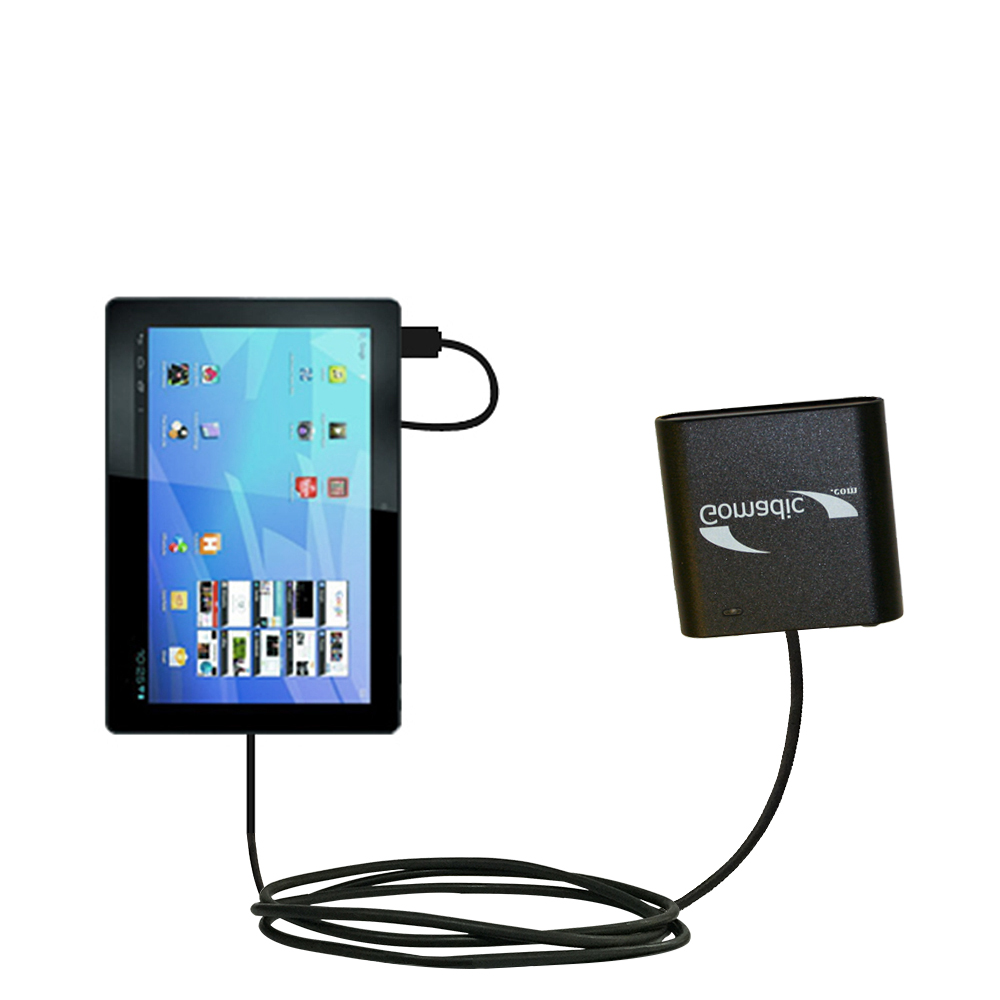 AA Battery Pack Charger compatible with the Archos Familypad 2