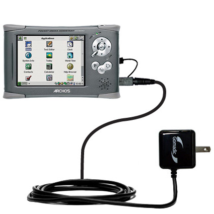 Wall Charger compatible with the Archos PMA 400