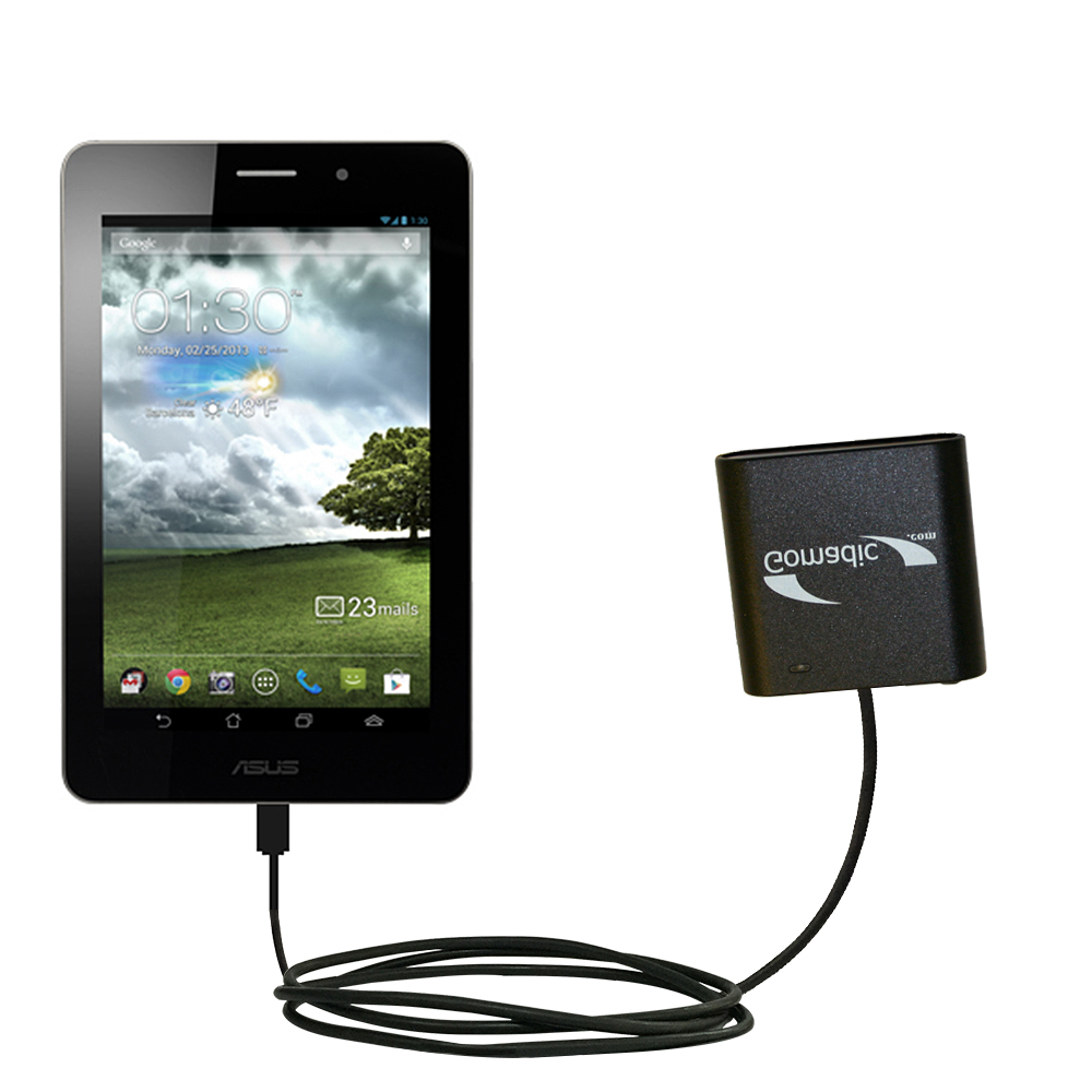 AA Battery Pack Charger compatible with the Asus MeMo Pad ME171V