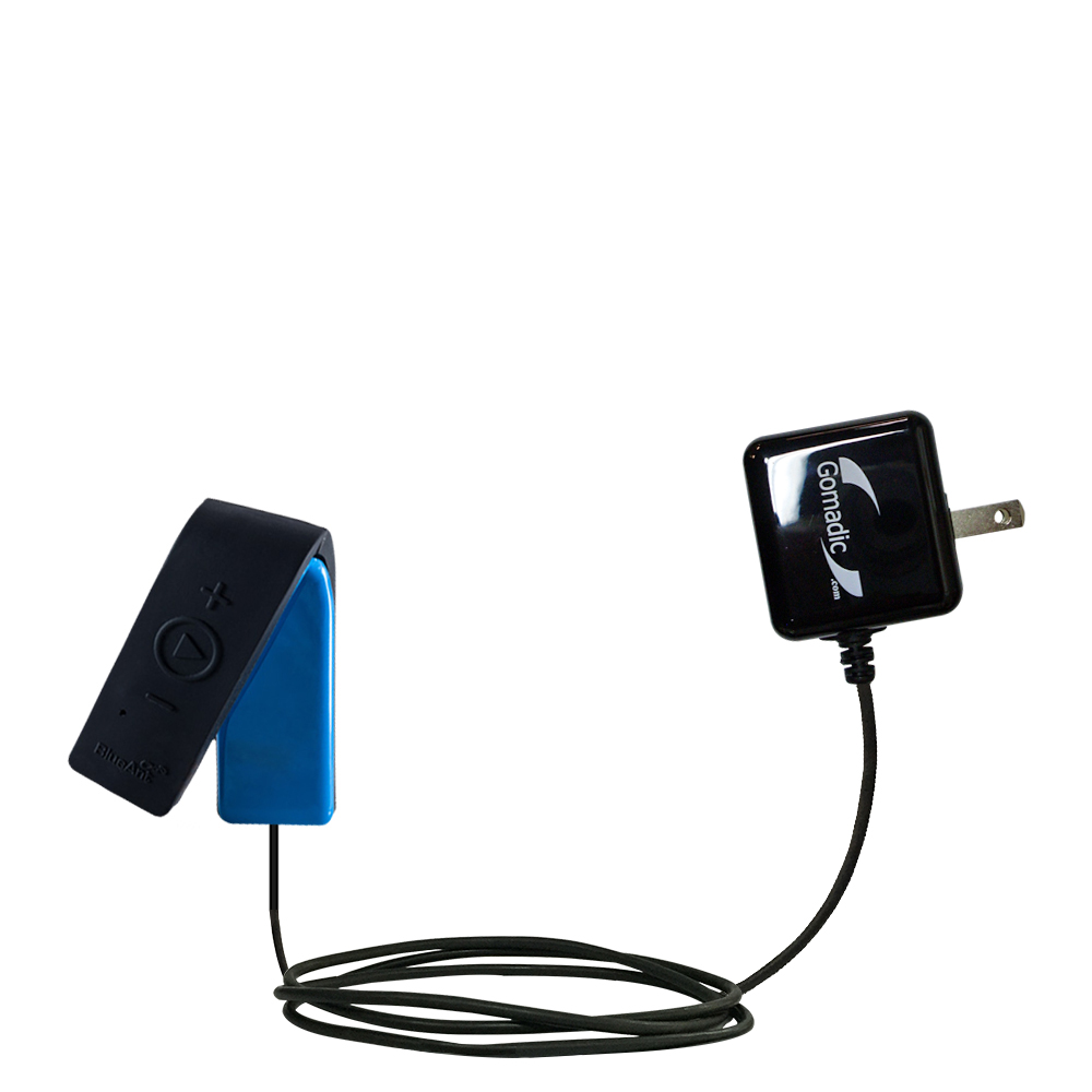 Wall Charger compatible with the BlueAnt RIBBON