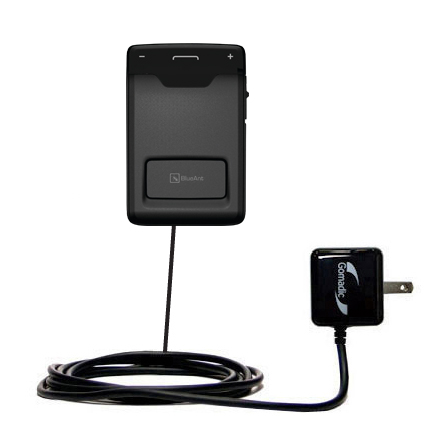 Wall Charger compatible with the BlueAnt Sense Speakerphone