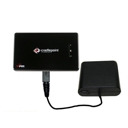AA Battery Pack Charger compatible with the Cradlepoint PHS 300