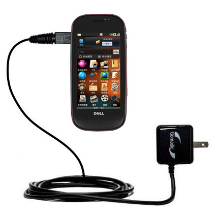 Wall Charger compatible with the Dell Mini 3 3i 3ix