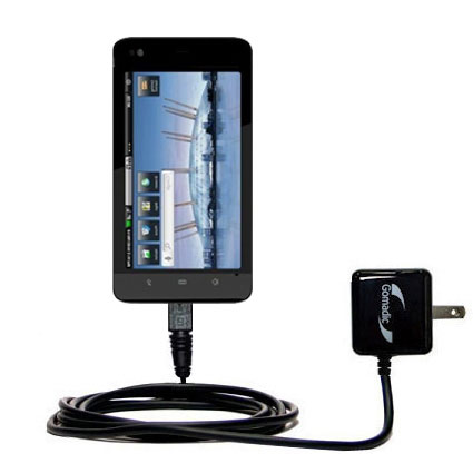 Wall Charger compatible with the Dell Streak 5