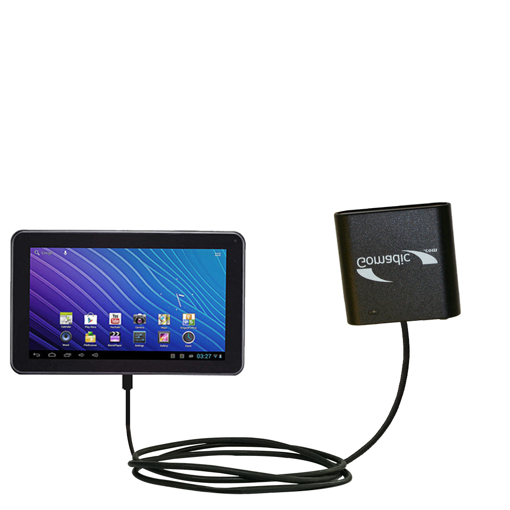 AA Battery Pack Charger compatible with the Double Power DOPO GS-918 9 inch tablet
