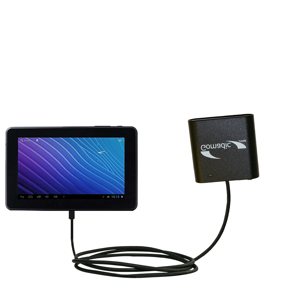 AA Battery Pack Charger compatible with the Double Power M7088 7 inch tablet