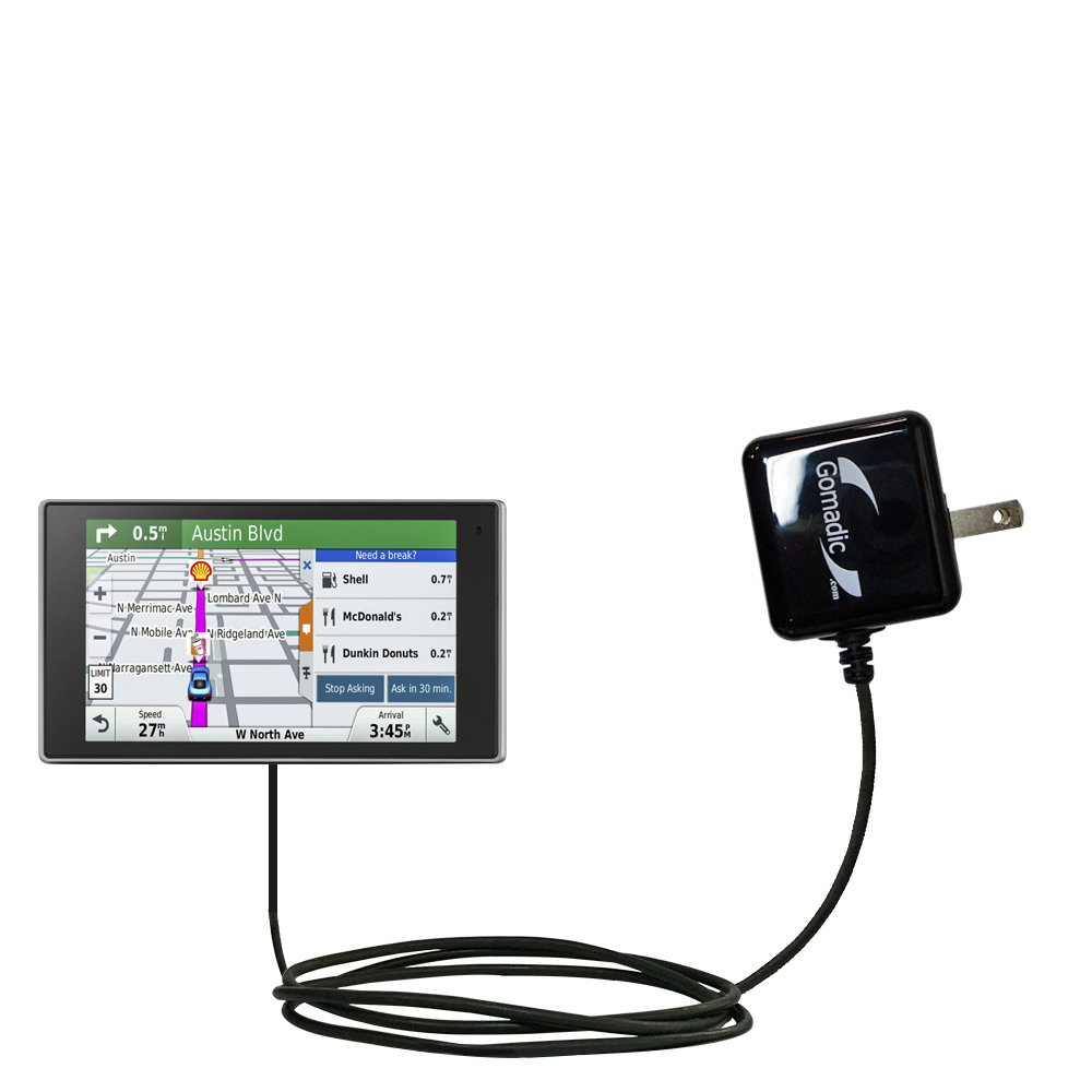 Wall Charger compatible with the Garmin DriveSmart 50LMTHD