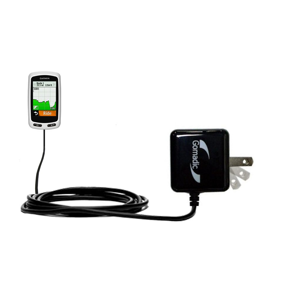 Wall Charger compatible with the Garmin Edge 1000
