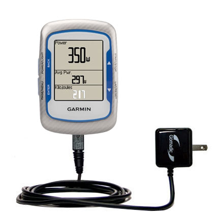 Wall Charger compatible with the Garmin EDGE 500