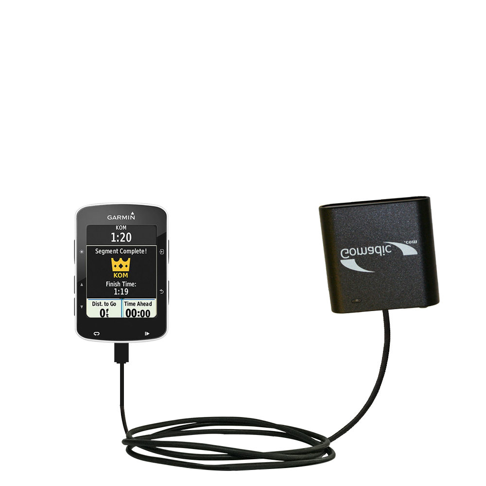 AA Battery Pack Charger compatible with the Garmin EDGE 520