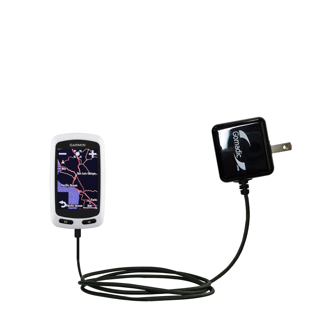 Wall Charger compatible with the Garmin EDGE Touring