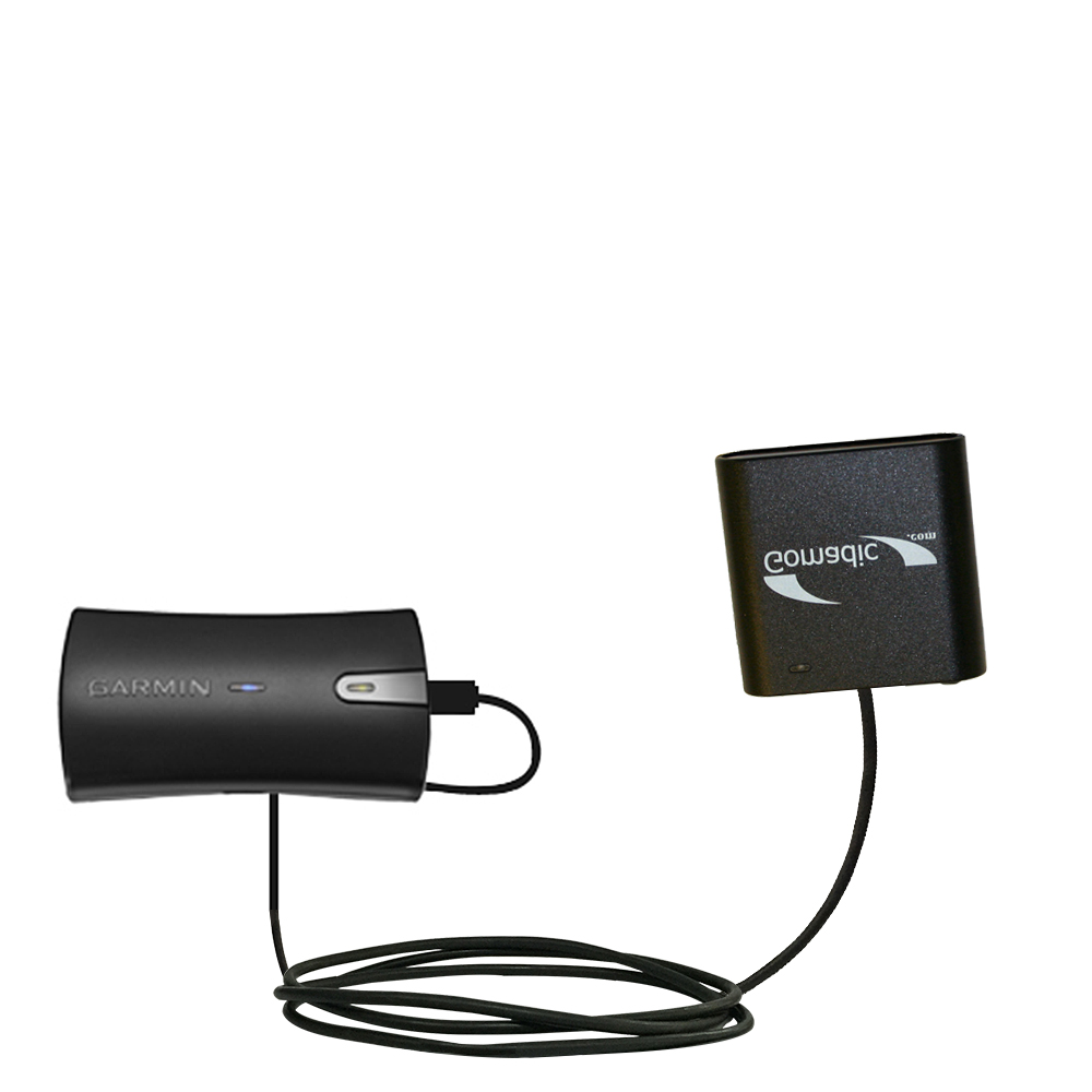 AA Battery Pack Charger compatible with the Garmin GLO