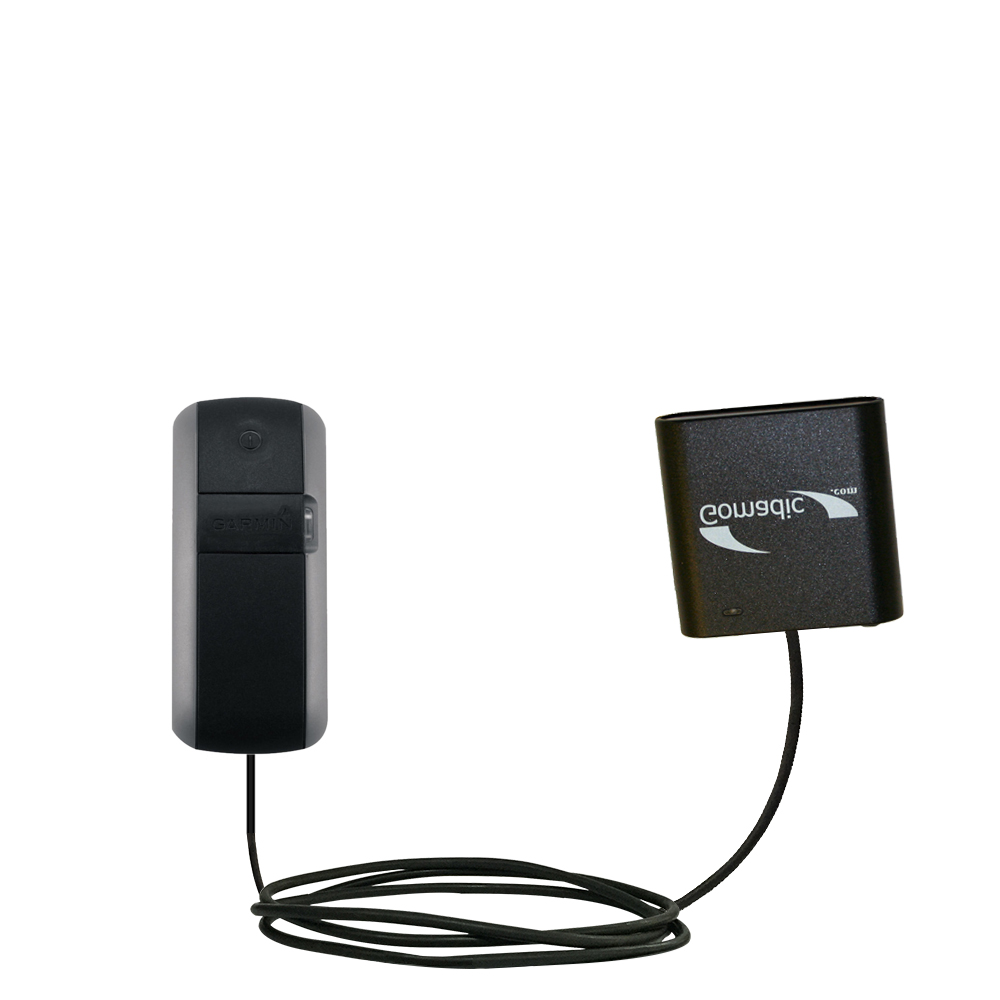 AA Battery Pack Charger compatible with the Garmin GTU 10