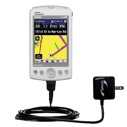 Wall Charger compatible with the Garmin iQue M5