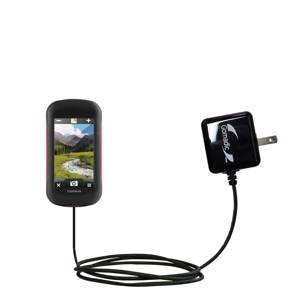 Wall Charger compatible with the Garmin Montana 680 / 680t