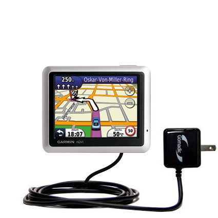 Wall Charger compatible with the Garmin Nuvi 1245 City Chic