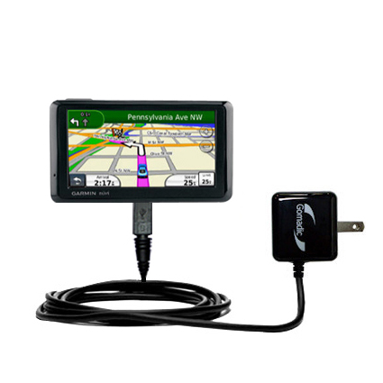 Wall Charger compatible with the Garmin Nuvi 1390T