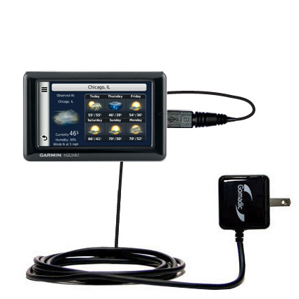 Wall Charger compatible with the Garmin Nuvi 1695