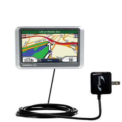 Wall Charger compatible with the Garmin Nuvi 215W 215T