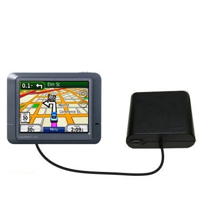 AA Battery Pack Charger compatible with the Garmin Nuvi 245T