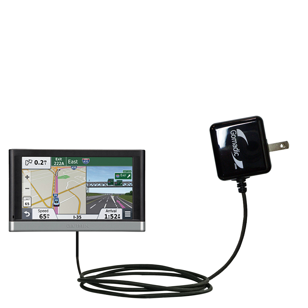 Wall Charger compatible with the Garmin nuvi 2557 / 2577 / 2597 LMT
