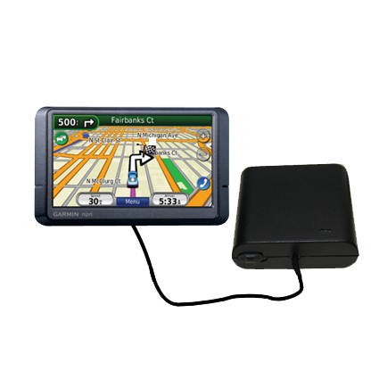 AA Battery Pack Charger compatible with the Garmin Nuvi 265WT 265T