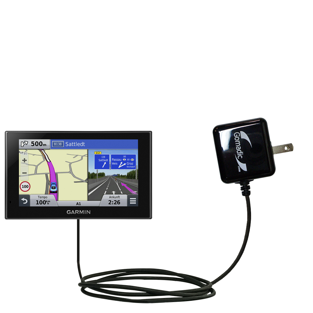 Wall Charger compatible with the Garmin nuvi 2789 LMT