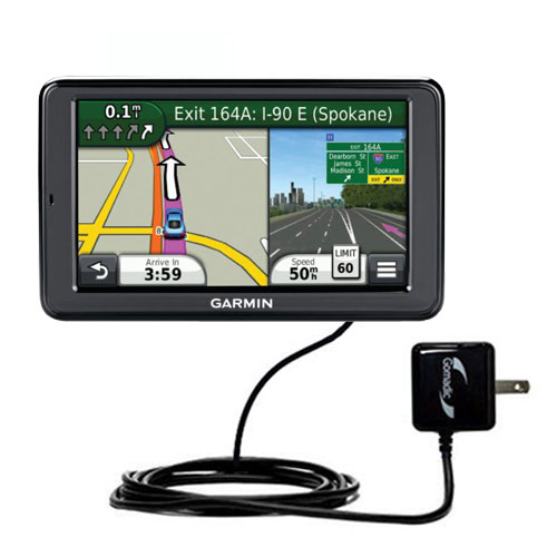 Wall Charger compatible with the Garmin Nuvi 3550