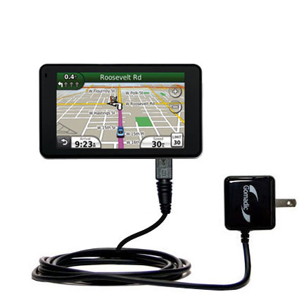 Wall Charger compatible with the Garmin Nuvi 3750