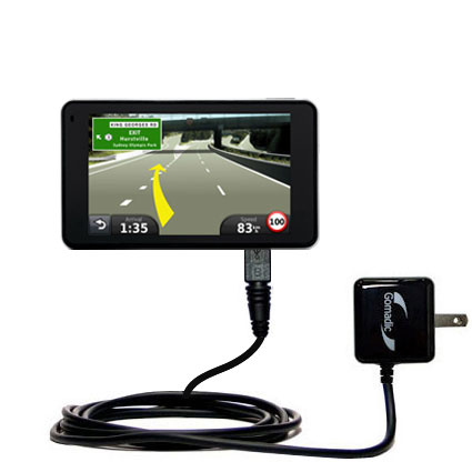 Wall Charger compatible with the Garmin Nuvi 3790T 3790LMT