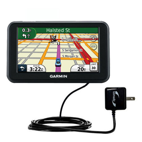 Wall Charger compatible with the Garmin Nuvi 40 40LM