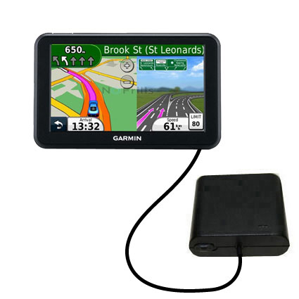 AA Battery Pack Charger compatible with the Garmin Nuvi 50 50LM