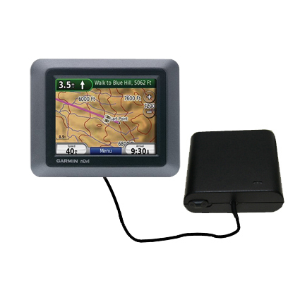 AA Battery Pack Charger compatible with the Garmin Nuvi 500
