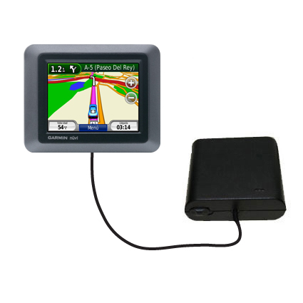 AA Battery Pack Charger compatible with the Garmin nuvi 510