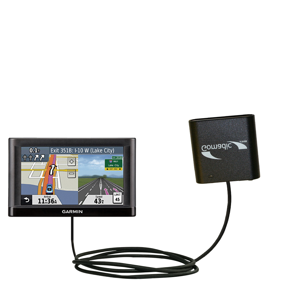 AA Battery Pack Charger compatible with the Garmin nuvi 52 / nuvi 54