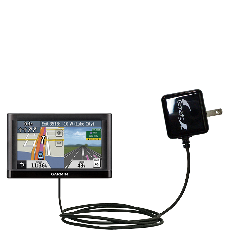 Wall Charger compatible with the Garmin nuvi 52 / nuvi 54