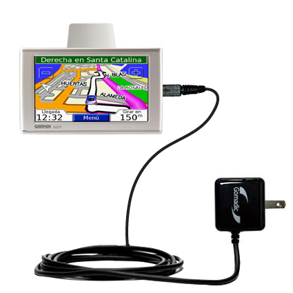 Wall Charger compatible with the Garmin Nuvi 610