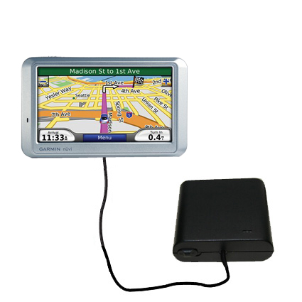 AA Battery Pack Charger compatible with the Garmin Nuvi 710