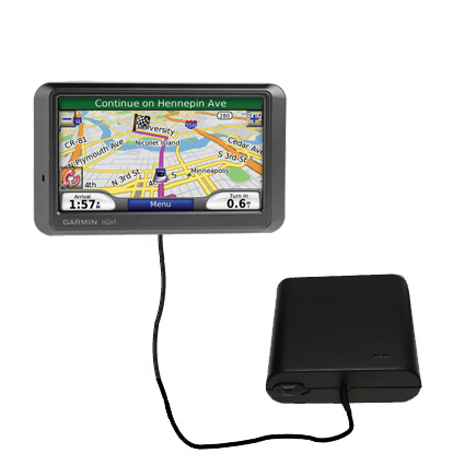 AA Battery Pack Charger compatible with the Garmin Nuvi 760 760T