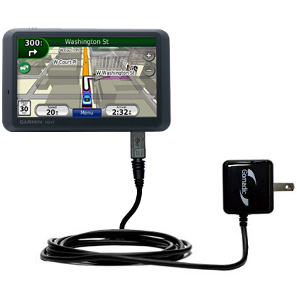 Wall Charger compatible with the Garmin Nuvi 765T