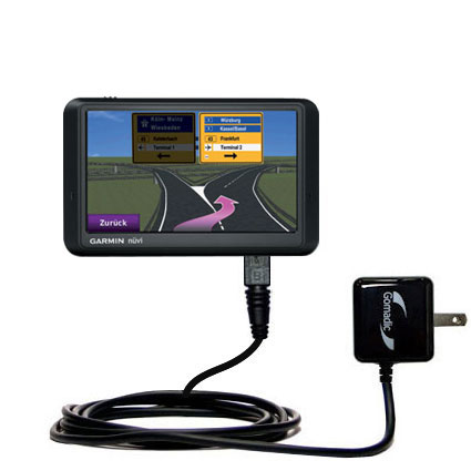 Wall Charger compatible with the Garmin Nuvi 765TFM