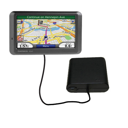 AA Battery Pack Charger compatible with the Garmin Nuvi 770
